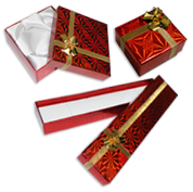 Hologram Red Boxes