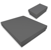Slate Gray Jewelry Gift Boxes