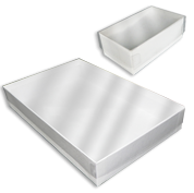 Clearview White Jewelry Gift Boxes