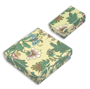 Flower Pattern Jewelry Gift Boxes
