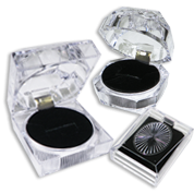 Lucite Gift Boxes: Crystal Clear Line
