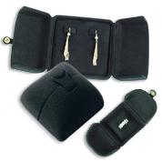 Deluxe Suede Jewelry Gift Boxes