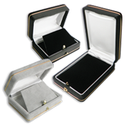 Deluxe Velvet and Euro Suede Gift Boxes: The European Line