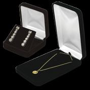 Black Velvet Gift Boxes: The New York Collection