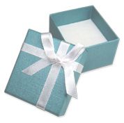White Bow Gift Boxes: The Beach Collection