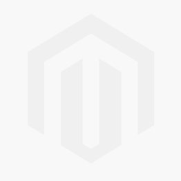 SILVER LEATHERETTE DBL RING BX